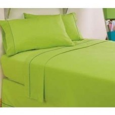 White and Green Bedline