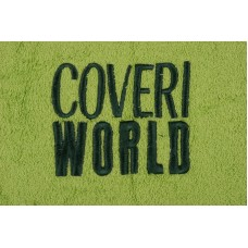 Хавлия Coveri World Eco Green