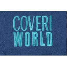 Хавлия Coveri World Ink Blue