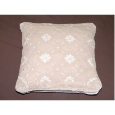Knit Ivory Pillow