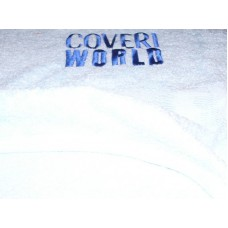 Хавлия Coveri World Sky blue